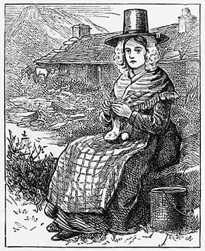 welsh woman history